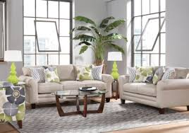 Coffee Table Rooms To Go Lilith Pond Taupe 7 Pc Living Room Living Room Sets Beige