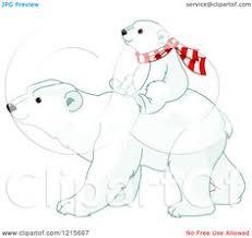 polar bear polar bear big seagull coloring coloring