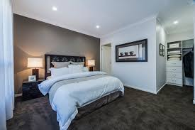 Feature Walls In Bedrooms Bedroom Interior Design Inspiration From Ausbuild U0027s Bellfield