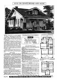 craftsman bungalow floor plans sears homes 1927 1932