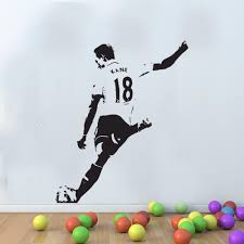 popular wall art transfers buy cheap wall art transfers lots from large mural harry kane famous footballer pop sport removable wall art vinyl transfer decal sticker s m l