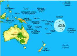 where is cook islands located on the world map cook islands fact file