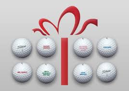 free personalization on all titleist golf balls promotion returns
