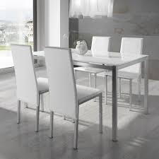 table de cuisine moderne en verre table de cuisine moderne en verre galerie avec meubles superior