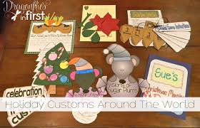 customs around the world activities winter activities and