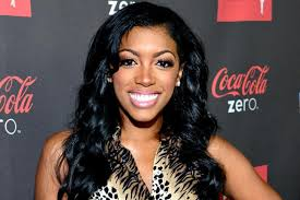 porsha williams hairline flawless porsha williams shows off her natural hair the daily dish