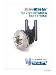 dm manual fan clutch pdf valve switch
