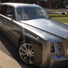 roll royce royal the royal rolls royce phantom ballantyne limousine