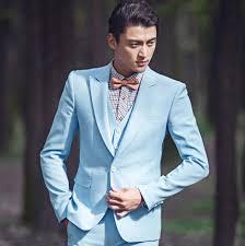 click to buy u003c u003c sky blue blazer men formal dress latest coat pant