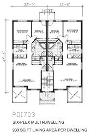 70 best 4 plex small multi family images on pinterest small floor plan first story