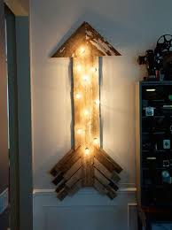 arrow of light decorations 18 whimsical ways to decorate with string lights via brit co
