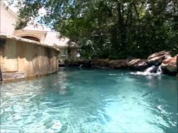 Lazy River Pools For Your Backyard by Backyard Lazy River Ii Youtube