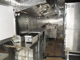 food truck kitchen design stainless steel kitchen interior for a