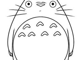 my totoro coloring pages 100 images anime coloring pages for
