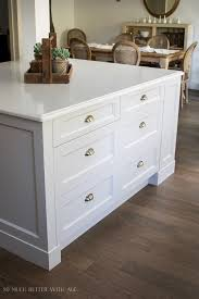 Kitchen Island Drawers Kitchen Renovation And Planning Countertops And Island