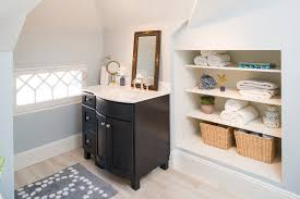 Recessed Bathroom Shelving Recess Time Boost Your Bathroom Storage With A Niche