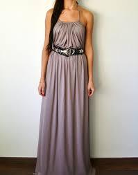 style boheme chic robe longue taupe dos nu style bohème chic robe par menina for