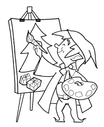 image of painter free download clip art free clip art on