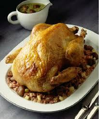 cuisine chapon chapon farci aux morilles et foie gras recettes de cuisine française