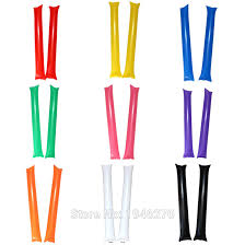 noise makers cheering stick diy logo sports toys noisemakers concert party