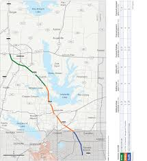 Texas Road Conditions Map I 35e From I 635 To Us 380 Construction University Of North Texas