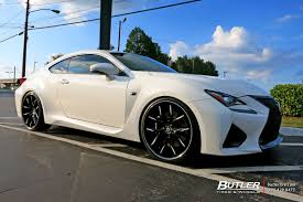 lexus rcf white lexus rcf vehicle gallery at butler tires and wheels in atlanta ga