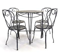 french bistro table and chairs from blacktulip on ruby