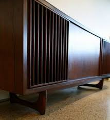 Mid Century Record Cabinet by Grundig Mid Century Record Player Cabinet 180 Mid Century