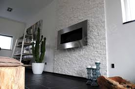 Fireplace Wall Ideas by Guest Blogger The Beauty Of Natural Stacked Stone In Your Home