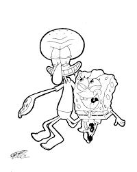 vampire squidward with spongebob 3 by shannonxnaruto on deviantart