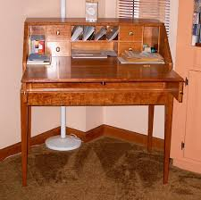 Secretary Desk Plans Woodworking Free by Stephan Woodworking Slant Top Cherry Desk
