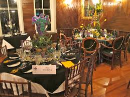 Ball Table Decorations The Wonderful Of Mardi Gras Decorations Room Furniture Ideas