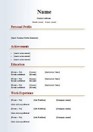 Resume In English Best 25 Cv Examples Ideas On Pinterest Professional Cv Examples
