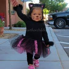 Cat Halloween Costumes Kids 25 Cat Costumes Girls Ideas