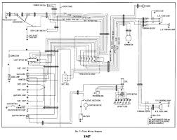 1947 john deere tractor wiring diagram circuit and wiring