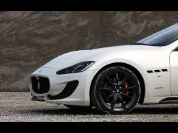 white maserati wallpaper car picker white maserati granturismo sport