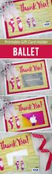 gift for dancer printable dance recital present by dancindarling