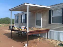 Mobile Home Carport Awnings Pretty Mobile Home Awnings On Mobilehomeawning Carport Patio