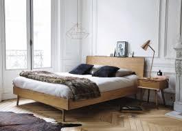 idee de deco de chambre une chambre bebe bleu gris lit chene deco enfant garcon idée déco