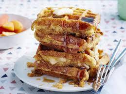 thanksgiving waffle chicken in waffles recipe myrecipes