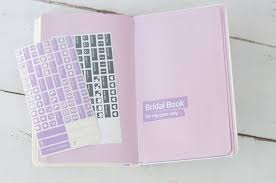 bridal wedding planner wedding planner journal from blue sky papers