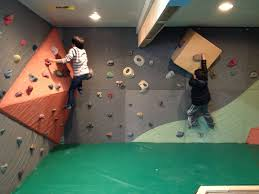 Kids Bedroom Rock Wall Climb Tacoma Gym Kids Climbing On Kites Room Walls By Elevate