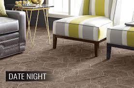 shaw escape vinyl tiles 10 x 10 hexagon shaped lvt wpc