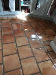 kitchen floor awesome farmhouse kitchen with terra cotta tile