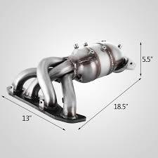 nissan sentra catalytic converter recall exhaust manifold w catalytic converter 2 5l for 02 06 nissan