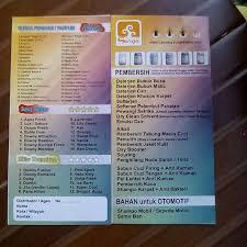 Pewangi Laundry Jogja daftar produk surga pewangi laundry yogyakarta katia