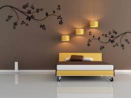 Bedroom Paint Designs Photos Wall Painting Design Ideas