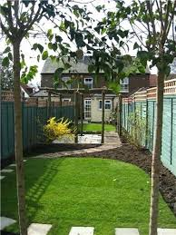 Pretty Garden Ideas Narrow Backyard Landscaping Ideas The Best Narrow Garden