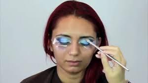 pakistani bridal makeup dailymotion blue smokey eye makeup tutorial indian bridal asian pakistani arabic
