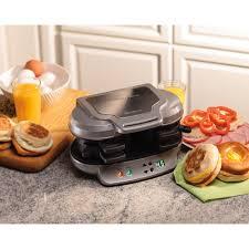 sandwich maker resume breakfast sandwich maker dual hot plate cook food countertop press breakfast sandwich maker dual hot plate cook food